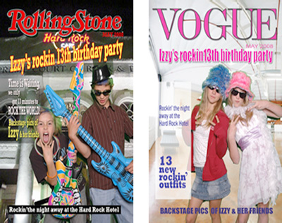 Magazine Cover Photos