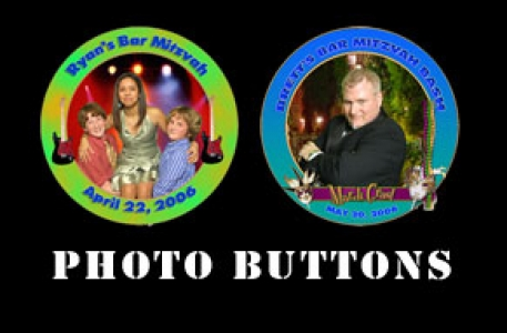 Photo Buttons