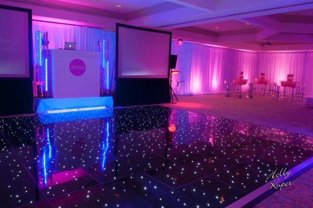 event lighting for corporate events, weddings, bar mitzvahs and more in dallas / fort worth tx
