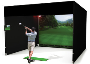 Golf Simulator Rental