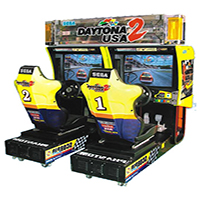 Driving Arcade Game Rentals