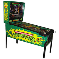 Pinball Arcade Game Rentals