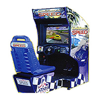 ATARI SPEED RACING