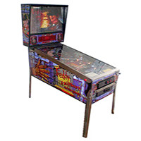 Nightmare On Elm St Pinball
