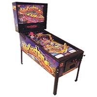 Roller Coaster Pinball