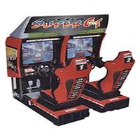 SEGA SUPER GT RACING