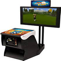 Golden Tee Golf 2013