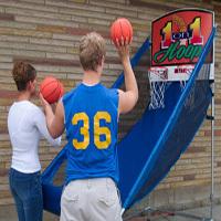1. 1 on 1 Hoops Basketball