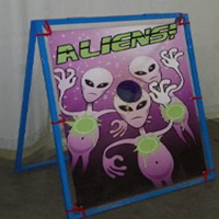 3. Alien Bean Bag Game