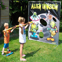 4. Alien Invasion