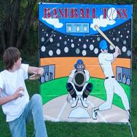 9. Baseball Toss