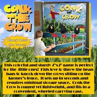 22. Conk the Crow