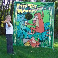 34. Feed The Monkey