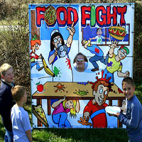 35. Food Fight