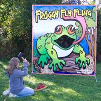 39. Froggy Fly Fling