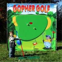 44. Gopher Golf