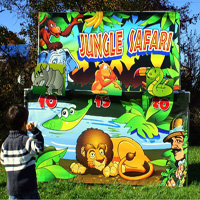 51. Jungle Safari