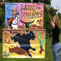 56. Lasso the Longhorn