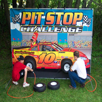 68. Pit Stop Challenge