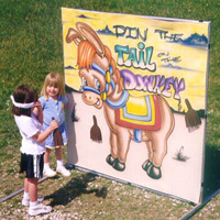 65. Pin the Tail on The Donkey