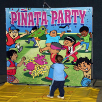 66. Pinata Party