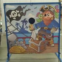 67. Pirate Bean Bag