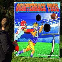 73. Quarterback Toss