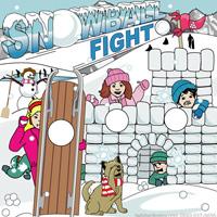 81. Snowball Fight
