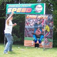 83. Speed Pitch Baseball