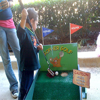 72. Putt Putt Gopher Golf