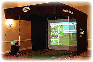Golf Simulator for Training in Dallas TX