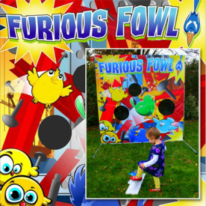 Furious Fowl