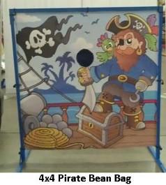 Pirate Bean Bag