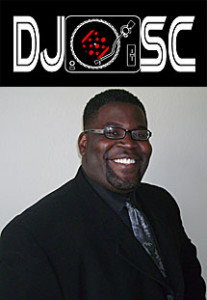 DJ Brandon Williams, one of Dallas' top DJ's