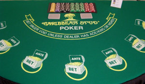 caribbean stud poker game rental in dallas tx