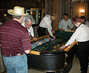 craps table rental in dallas fort worth