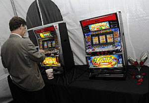 Slot Rentals in Dallas TX