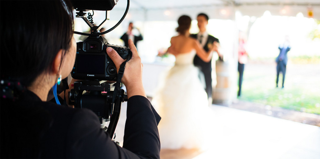 dallas wedding videographer offering professional videography services