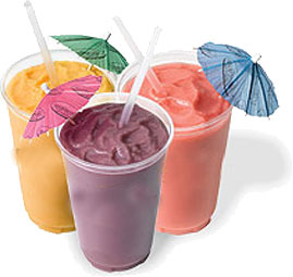 smoothie station rentals for parties in dallas fort worth