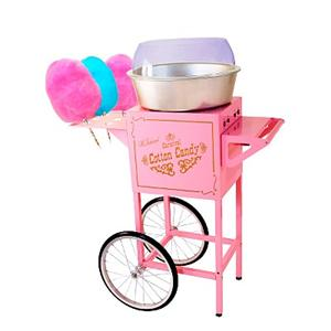 cotton candy machine rentals for parties and events in dallas tx