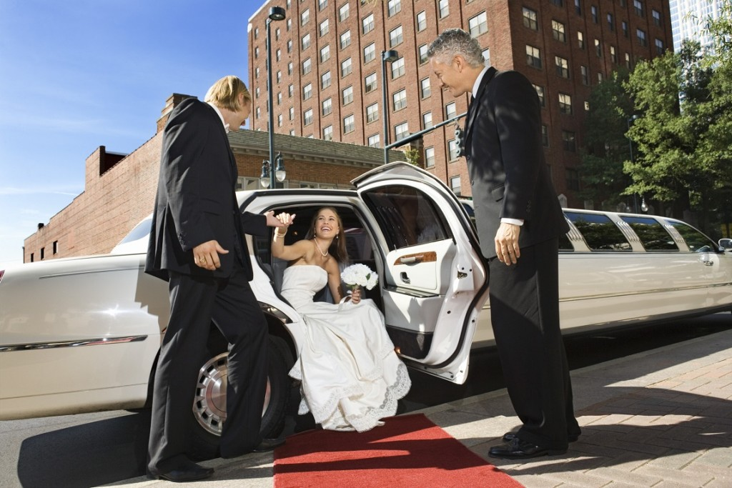 limo service for weddings and events in dallas tx